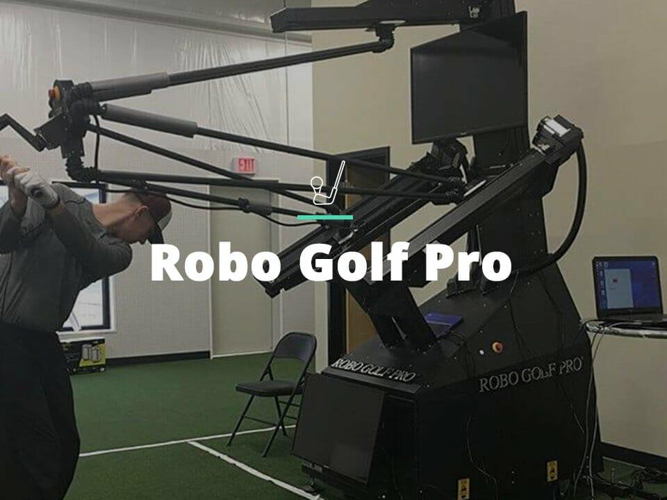 Robo Golf Pro